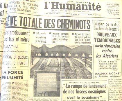 commémoration du 17 octobre 1961 - Page 2 08-_L_humanite_27_octobre