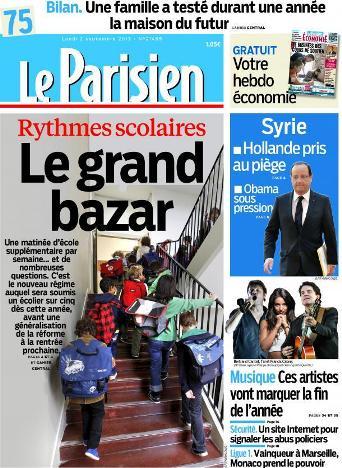Rythme scolaire : La course au Bafa pour les futurs animateurs  Le Parisien