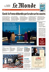 <i>Le Monde</i>, journal-sandwich de Bruno Le Maire