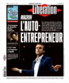 Emmanuel Macron superstar médiatique