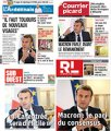Interview de Macron : la PQR remet le couvert