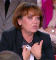 Nathalie Saint-Cricq en mission politique