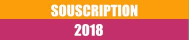 Souscription 2018